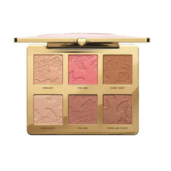 Natural Face Palette, TOO FACED