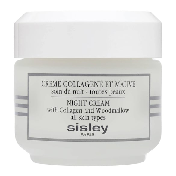 Night Cream with Collagen and Woodmallow, SISLEY