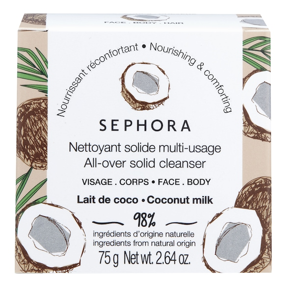 All over solid cleansers, SEPHORA COLLECTION