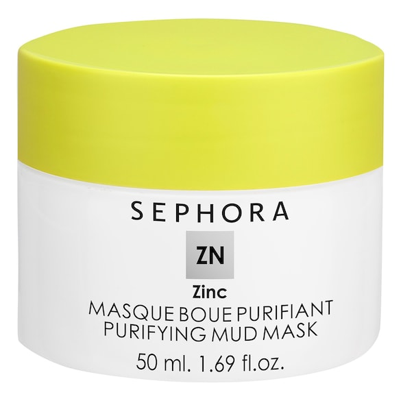 Purifying Mud Mask, SEPHORA COLLECTION