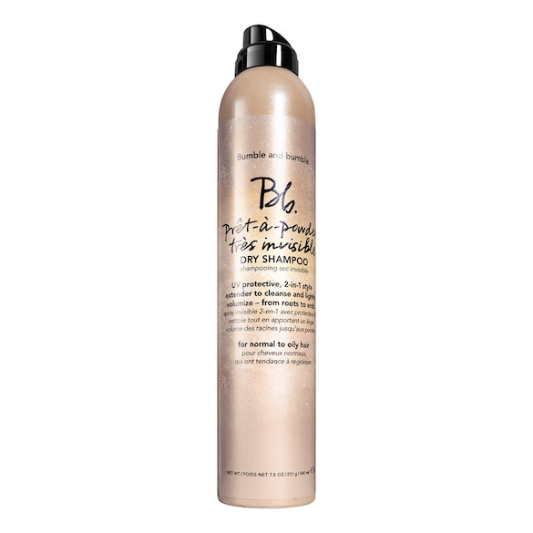 Bb. Pret-a-Powder Tres Invisible Dry Shampoo with French Pink Clay, BUMBLE AND BUMBLE