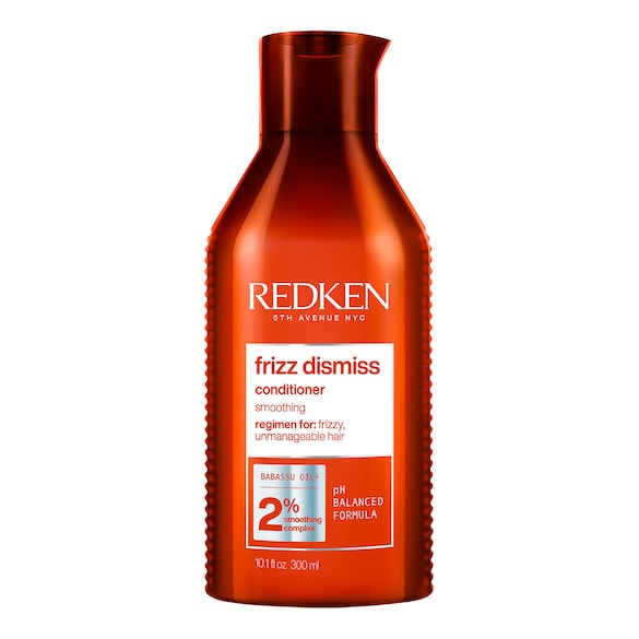 Frizz Dismiss Nourishing Conditioner For Frizzy Hair, REDKEN