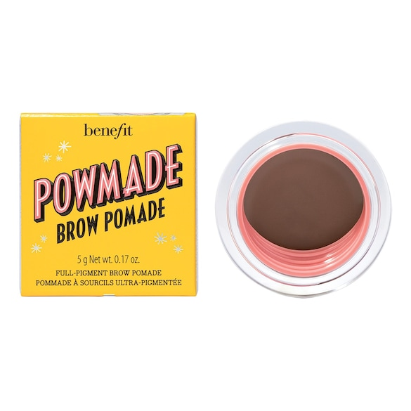 POWmade Brow Pomade - full-pigment brow pomade, BENEFIT COSMETICS