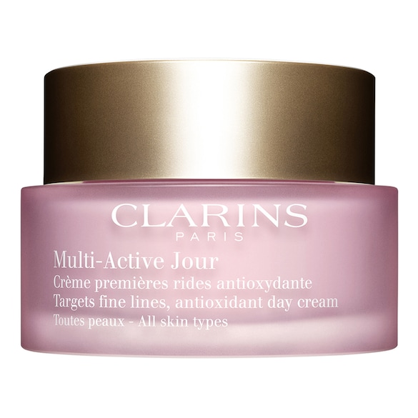 Multi-Active Day Cream - All Skin Types, CLARINS