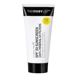 SPF 30 Daily Sunscreen - 100% Mineral UV Filters
