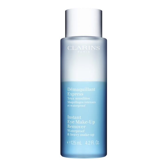 Instant Eye Make-Up Remover Waterproof & Heavy Make-Up For Sensitive Eyes, CLARINS
