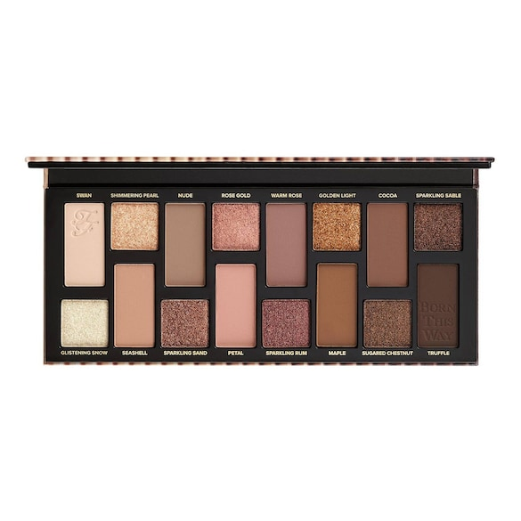 Born This Way The Natural Nudes Eyeshadow Palette, TOO FACED