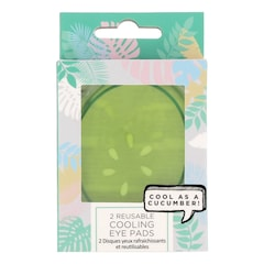 Beauty Junky Multi Use Eye Pads - Refreshing and reusable eye pads, NPW