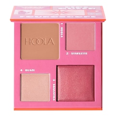 Fouroscope - Bronzer Blush and Highlighter Palette, BENEFIT COSMETICS