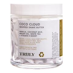 Coco Cloud - Whipped shaving butter, TRULY